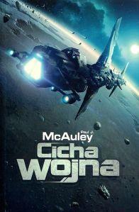 paul mcauley - cicha wojna recenzja